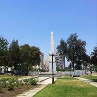 1/12/2013 tarihinde Karina S.ziyaretçi tarafından Monumento José Manuel Balmaceda'de çekilen fotoğraf