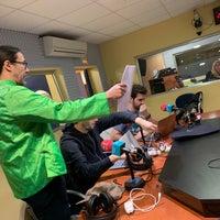 Foto tomada en Tarragona Radio 96,7FM por David S. el 2/24/2019