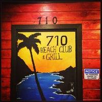 7/21/2013에 Mitch D.님이 710 Beach Club에서 찍은 사진