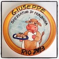 Foto tirada no(a) Giuseppe por Pedro F. em 11/27/2013
