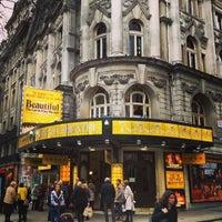 Photo prise au Aldwych Theatre par Peter B. le12/17/2015