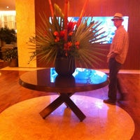 Photo taken at The Seagate Hotel & Spa by Natalie B. on 11/18/2012