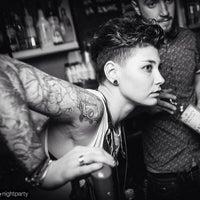 Снимок сделан в Powerhouse Moscow пользователем Yulia A. 3/1/2014