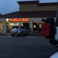 Photo taken at The Bagel Man by Eric H. on 1/8/2016