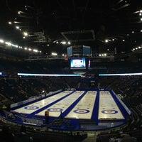 รูปภาพถ่ายที่ Northlands Coliseum โดย Jerry A. เมื่อ 3/2/2013