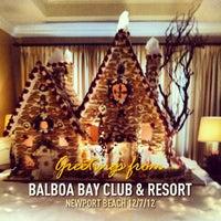 Foto tomada en Balboa Bay Resort por Shane K. el 12/7/2012