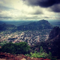 Foto tomada en El Cerro del Tepozteco por Ana G. el 7/7/2013