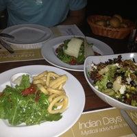 9/7/2013 tarihinde Sinem M.ziyaretçi tarafından Aqua Restaurant'de çekilen fotoğraf