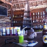 Photo taken at DoubleTree Resort by Hilton Hotel Zanzibar - Nungwi by Gürler G. on 1/22/2013
