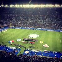 Foto tomada en Stade de France por Guillaume A. el 3/23/2013