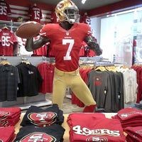 7bdd96c8ccf ... Photo taken at 49ers Team Store by Clara C. on 8 10 2013