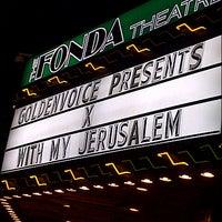 Foto scattata a The Fonda Theatre da Dawn M. il 12/22/2012