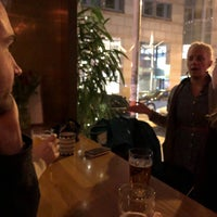 Photo taken at Landmark Bar & Kafé by Cosmo C. on 12/30/2017