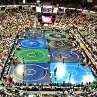 3/21/2013에 Jeff H.님이 Wells Fargo Arena에서 찍은 사진