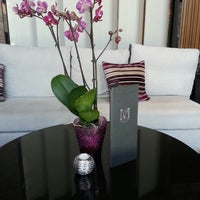 Das Foto wurde bei 11 Mirrors Design Hotel von Victoria K. am 3/29/2013 aufgenommen