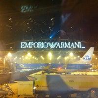 2/20/2013 tarihinde John S.ziyaretçi tarafından Aeroporto di Milano Linate (LIN)'de çekilen fotoğraf