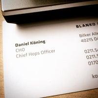 Photo prise au Blanko GmbH par Daniel K. le1/28/2015