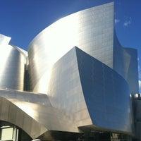 Foto scattata a Walt Disney Concert Hall da Olivia il 2/21/2013