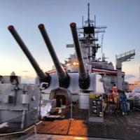 Das Foto wurde bei USS Iowa (BB-61) von Todd C. am 10/24/2012 aufgenommen