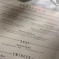 Das Foto wurde bei Tujague's Restaurant von eating N. am 12/22/2014 aufgenommen