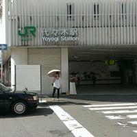 7/7/2013に牟礼鯨が代々木駅で撮った写真