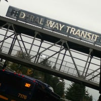 Federal Way Transit Center - Federal Way, WA