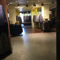 Austin Reed Now Closed Clothing Store In Soho