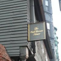 Foto scattata a Paul Revere House da Amy W. il 10/12/2012