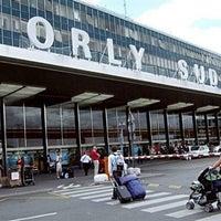 Foto tomada en Aeropuerto de París-Orly (ORY) por Coşan G. el 1/14/2013