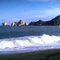 Foto scattata a Villa La Estancia Beach Resort & Spa Los Cabos da Kelley G. il 8/30/2013