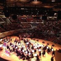 Снимок сделан в Boettcher Concert Hall пользователем John L. 11/6/2012