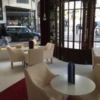 Das Foto wurde bei Hotel de las Letras von Jayzen P. am 10/6/2012 aufgenommen