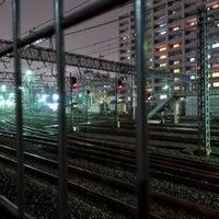 Foto tomada en 東武鉄道業平橋留置線 por Hiroki K. el 11/9/2018