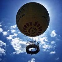 5/1/2013 tarihinde Ryan B.ziyaretçi tarafından Balloon Safari'de çekilen fotoğraf
