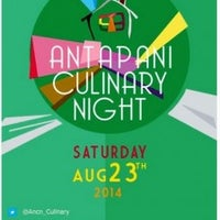 8/23/2014にAri S.がAntapani Culinary Nightで撮った写真