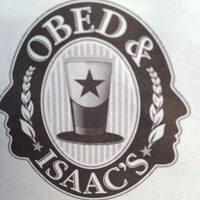 Foto scattata a Obed & Isaac's Microbrewery and Eatery da Steward S. il 9/25/2012