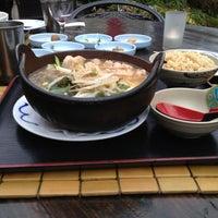 Снимок сделан в Domo Japanese Country Foods Restaurant пользователем Chris G. 5/7/2013