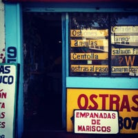 Das Foto wurde bei Ostras Calbuco von Carolina L. am 11/3/2012 aufgenommen