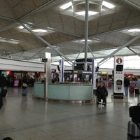 Foto scattata a London Stansted Airport (STN) da Petrit d. il 5/23/2013