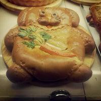 Снимок сделан в Пекарня пользователем Dmitry E. 11/30/2012