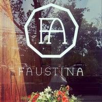 Foto diambil di Faustina Café oleh Luciano C. pada 7/11/2013