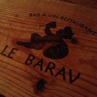 6/20/2013 tarihinde Christophe R.ziyaretçi tarafından Le Barav'de çekilen fotoğraf