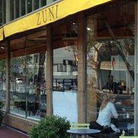 5/10/2013 tarihinde Mark L.ziyaretçi tarafından Zuni Café'de çekilen fotoğraf