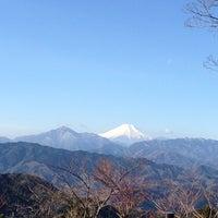 2/3/2013にKOBUが高尾山 山頂で撮った写真