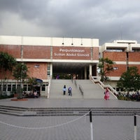 Perpustakaan Sultan Abdul Samad College Library