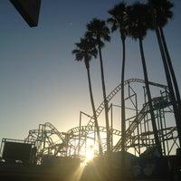 5/20/2013 tarihinde Jay W.ziyaretçi tarafından Santa Cruz Beach Boardwalk'de çekilen fotoğraf