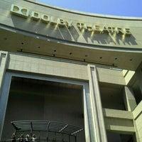 Foto tirada no(a) Dolby Theatre por Rebeca R. em 6/8/2013