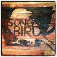 Photo taken at Songbird Coffee & Tea House by EATERAZ on 7/29/2013