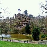 1/29/2013 tarihinde Tacoziyaretçi tarafından Parc des Buttes-Chaumont'de çekilen fotoğraf