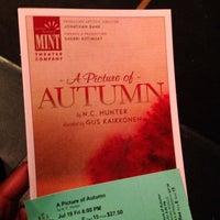 Снимок сделан в Mint Theater Company пользователем Kimille H. 7/19/2013